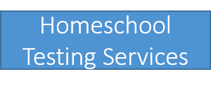 Homeschool testing services